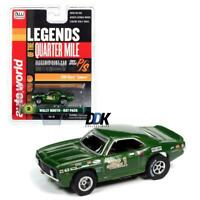 Auto World SC361-2 Xtraction Wally Booth 1969 Chevy Camaro HO Electric Slot Car