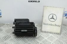 MERCEDES C180 02-09 FRONT DASH LEFT DRIVER SIDE AIR AC VENT GRILL BLACK