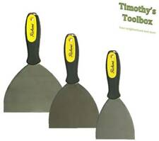 """Richard Ergo-Grip Flex Knife Taping/ Joint Knife Set (4,5,6"""")"""