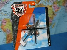 MATCHBOX MBX SKYBUSTERS SKY SHREDDER HELICOPTER  **BRAND NEW**