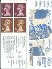 GB 50p Booklet 1992 FB61-Archaeology