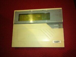 DSC LCD 600 Alarm Keypad Classic for PC3000 PC2550 PC1550 RARE