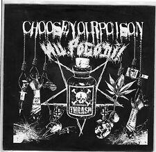 "Choose Your Poison / Nu Pogodi - Split 7"" purple vinyl"