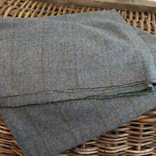 Cerise colores y etiquetas ideal para coser de artesanía etc. Harris Tweed Tela Paquete