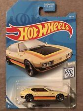 Hot wheels vw Volkswagen sp2 tan