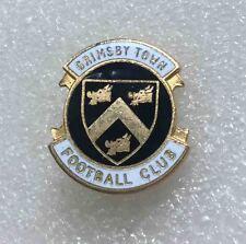 Rare Vintage pin GRIMSBY TOWN Football Club enamel