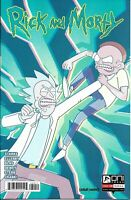 2020 Oni Press Rick and Morty #59 Ellerby Cover A 1st Print