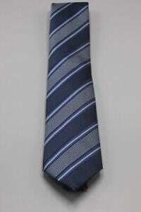 "Recent BRIONI Silk Tie. Blue Stripes. 62"" x 3.25"""