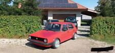 Vw Volkswagen Golf 1 mk1 gtd rostfrei oldtimer