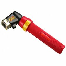Electrode Holder Welding Torch 400A Red Twist Grip for Arc Rod 1020 400 Amp NEW
