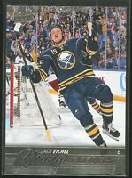 Jack Eichel 2015-16 Upper Deck Young Guns YG #451 hockey rookie card RC NM