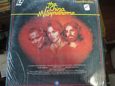 The China Syndrome Video, Laser Disc, LaserVision, 2 Discs