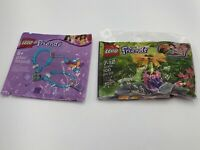 Lego Friends 30404 Friendship Flowers Building Sealed Poly Bag New Lot Bracelet