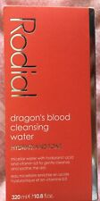 RODIAL DRAGONS BLOOD CLEANSING MICELLAR WATER HYDRATE AND TONE 320mls BRAND NEW.
