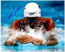 Tyler Clary Signed Autographed Team U.S.A. Olympic Swimming 8x10 Pic. B