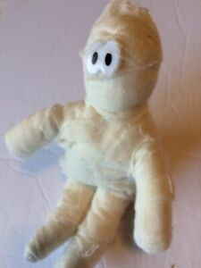 COLLECTABLE VINTAGE BOO Beans Stuffed Plush MUMMY PROMO Character Advertisement