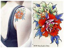 Einmal-Tattoo Temporary Tattoo  wasserdicht  120*85 mm  Neu