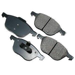 Front Brake Pads for FORD MAZDA Focus Mazda 3 Sport and 5 Premium Brake Pads