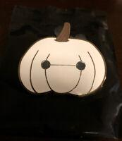 New Disney Parks Halloween Painted Pumpkins Big Hero 6 Baymax Mystery Pin