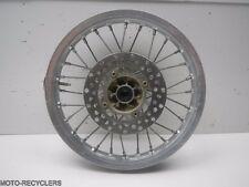 07 KX85 KX 85 rear wheel     46