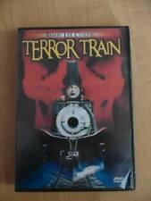 *ATHELIERCORTEZ* DVD HORROR TERROR TRAIN JAMIE LEE CURTIS 1984 NUOVO