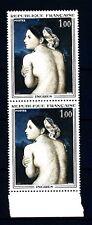 FRANCE-FRANCIA 1967 Le Baigneuse de Jean-Auguste-Dominique Ingres 1780-1867 (E)