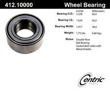 Wheel Bearing-C-TEK Bearings Front Centric 412.10000E fits 1989 Peugeot 405