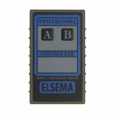 ELSEMA Twin Channel Remote Control -FREE POST IN AUSTRALIA-FMT302