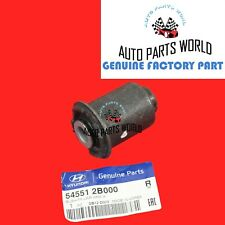 GENUINE HYUNDAI VERACRUZ SANTE FRONT LOWER REARWARD CONTROL ARM BUSH 545512B000