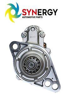 AUDI A3 (8P1) 2009 - 2012 Genuine Denso OEM New Starter Motor 438000-0231