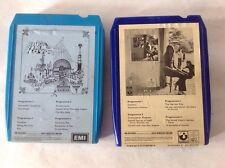 PINK FLOYD Relics & UMMAGUMMA DOUBLE ALBUM VERY RARE  8 track tape