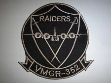 Vietnam War Patch US Marine Aerial Refueler Transport Squadron VMGR-352 RAIDERS
