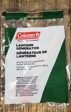 ONE BRAND NEW COLEMAN 300000543 SINGLE MANTLE GENERATOR FITS 286 OR 288 LANTERN