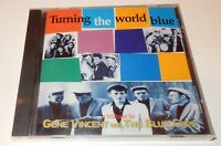 Turning the World Blue: A Tribute to Gene Vincent by Various (CD 1997) NEW