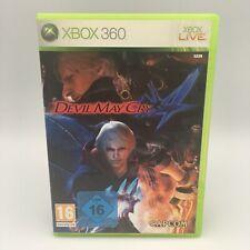 Devil May Cry 4 ? XBOX 360 ? Funcional ?funcionales? OVP sin instrucciones