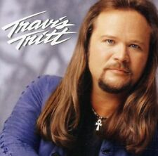 TRAVIS TRITT DOWN THE ROAD I GO 11 TRACK COUNTRY MUSIC CD ALBUM SONY 2000 SONGS