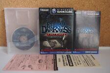 (In Stock)  Eternal Darkness Nintendo Gamecube GC Japan Very Good Condition!!