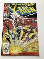 The Uncanny X-Men #227 Marvel Comics Vintage
