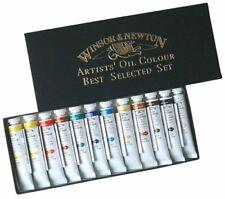 Windsor & Newton oil paint artist oil color 12 color set A set 21ml