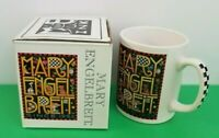 Retired OZ 1995 Vintage MARY ENGELBREIT INK Coffee MUG Tea CUP #M1323 NEW UNUSED