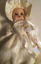Wind Up Porcelain Doll