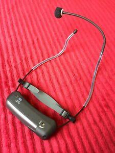 JTS UT-16HW UHF PLL Miniature Head Worn Wireless Transmitter Ch70