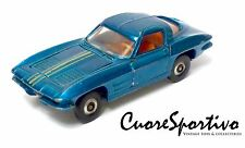Lone Star Road-Master Flyers - GRAN TURISMO CORVETTE in MET BLUE w Rubber Tyres