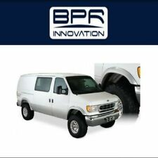 Bushwacker For 92-14 Ford E-150 / E-250 Extend-A-Fender Front Fender Flares