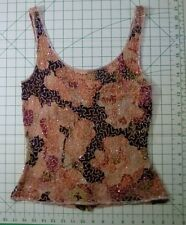 Really PrettySequin Tank Top with  no Lables Size XS