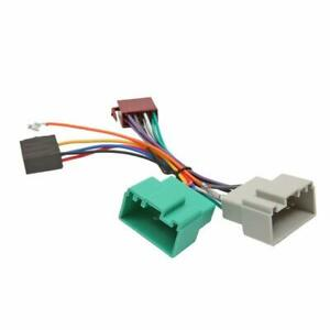 Car Stereo Radio ISO Wiring Harness Adaptor Loom Volvo