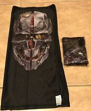 Dishonored 2 Reversible Cloth Mask PS4 XBOX ONE NEW in bag Exclusive Promo Item