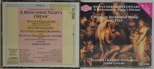Mendelssohn / SHAKESPEARE - A MIDNIGHT SUMMER DREAM - JAIME LAREDO 2-cd-box
