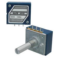 NEW ALPS RK27111 Potentiometer 100K ohm single logarithmic audio taper pot RK27