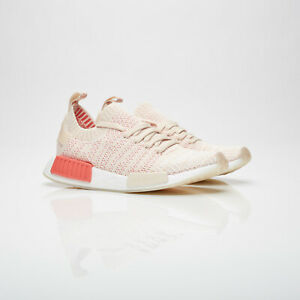 Women's Adidas NMD R1 STLT PK Running Shoes Size 10